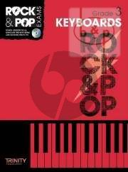 Rock & Pop Exams Keyboard Grade 3 (Songs- Session Skills-Hints and Tips)