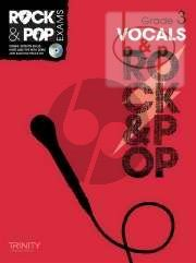 Rock & Pop Exams Vocals Grade 3 (Songs-Session Skills-Hints and Tips)