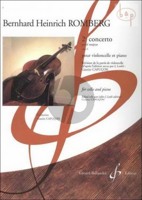 Concerto No.2 Op.3 D-major