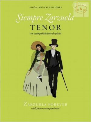 Siempre Zarzuela (Zarzuela Forever) (Tenor-Piano)