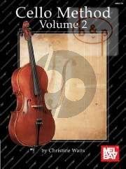 Cello Method Vol.2
