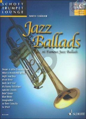 Jazz Ballads for Trumpet and Piano
