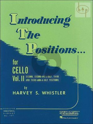 Introducing the Positions for Cello and Double Bass Vol.2