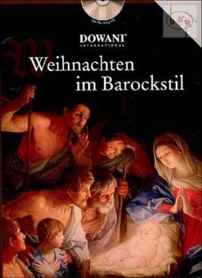 Weihnachten im Barockstil (Violoncello-Piano) (Bk-Cd) (Dowani with Play-Along CD)
