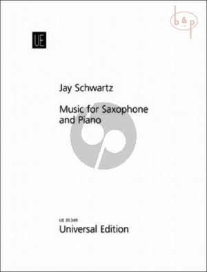 Music for Saxophone and Piano