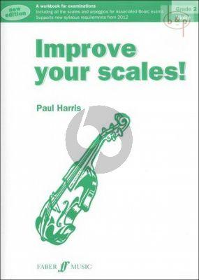 Improve your Scales Violin Grade 2