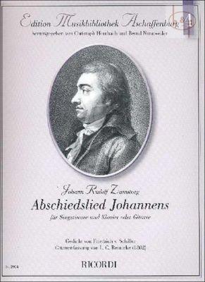 Abschiedslied Johannens (Gitarrefassung L.C.Reinecke