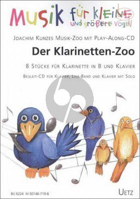 Der Klarinetten-Zoo