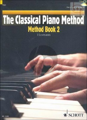 The Classical Piano Method Vol.2