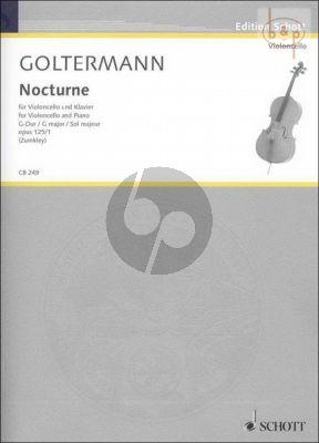 Nocturne Op.125 No.1 (G-major