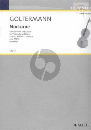 Nocturne Op.115 No.3 a-minor