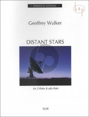 Distant Stars (5 Flutes in C-Alto Flute)
