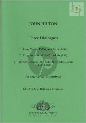 3 Dialogues