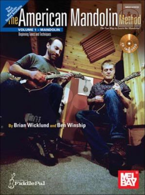The American Mandolin Method Vol.1
