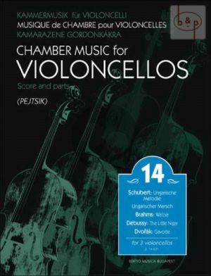 Chamber Music for Violoncellos Vol.14 (3 Vc.)