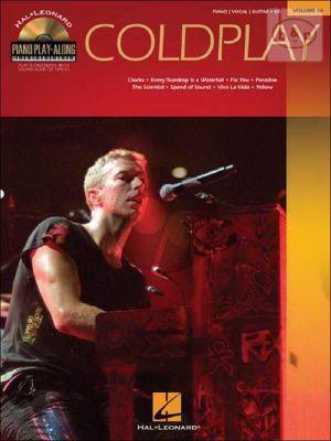 Coldplay 8 Songs (Piano Play-Along Series Vol.16)