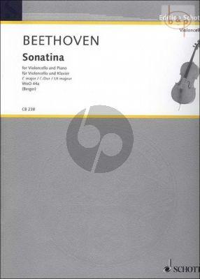 Sonatina C-major WoO 44a