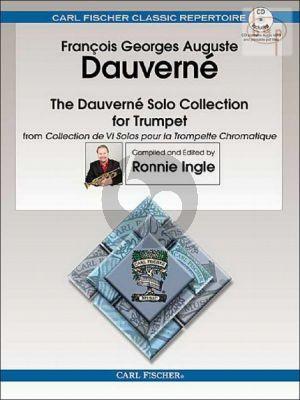 The Dauverne Solo Collection (Trump.Bb/C)
