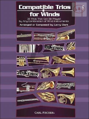 Compatible Trios for Winds (32 Trios for any combination of Wind Instr.) (Tuba)