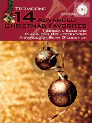 14 Advanced Christmas Favorites (Trombone)
