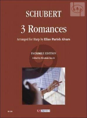 3 Romances (arr. E. Parish Alvars)