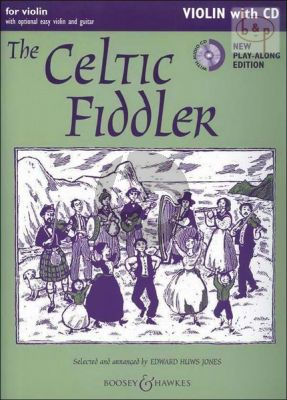 The Celtic Fiddler (Violin with optional easy Violin and Guitar)