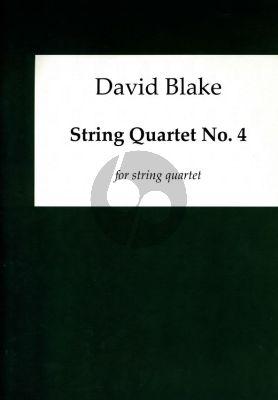 Blake Stringquartet no.4 Score