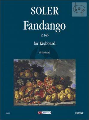 Fandango R.146 Harpsichord