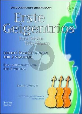 Erste Geigentrios (First Violin Trio Album) Vol.1