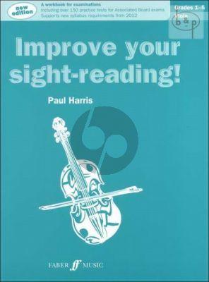 Improve your Sight-Reading grades 1 - 5
