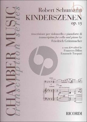 Kinderszenen Op.15