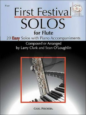 First Festival Solos for Flute (20 Easy Solos)