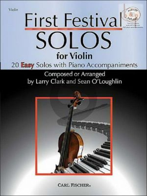 First Festival Solos for Violin