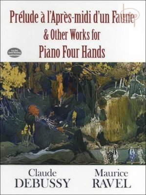 Prelude a l'Apres-midi d'un Faune and other Works for Piano 4 Hds