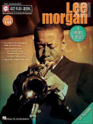 10 Favorite Classics (Jazz Play-Along Series Vol.144)