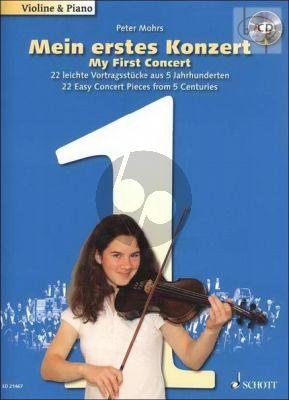 Mein erstes Konzert (My First Concert)