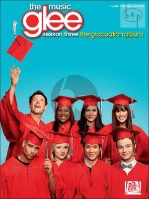 Glee - Songbook Season 3 The Graduation Album