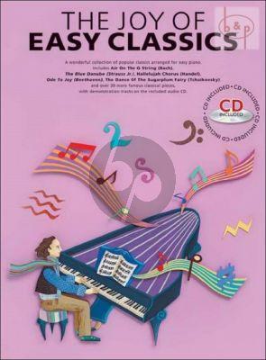 Joy of Easy Classics (Bk-Cd)