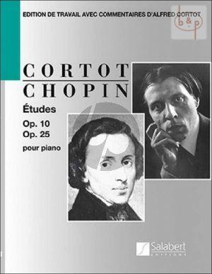 Etudes Op.10 and Op.25