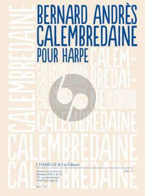 Andres Calembredaine pour Harpe