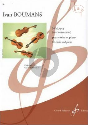 Helena for Violin and Piano