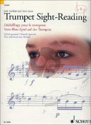 Trumpet Sight-Reading Vol.1