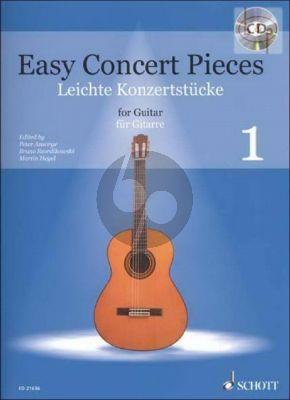 Easy Concert Pieces Vol.1 Guitar