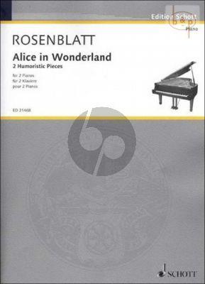 Alice in Wonderland (2 Humoristic Pieces)