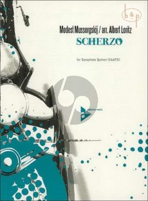 Scherzo (1858) (SAATB)