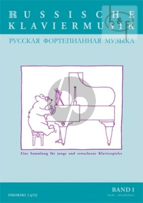 Russische Klaviermusik Vol.1 (leicht-mittelschwer)