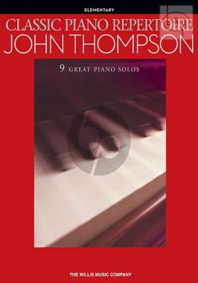 Classic Piano Repertoire