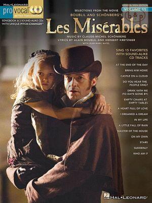 Les Miserables (Women/Men's ed.) (Pro Vocal Series)