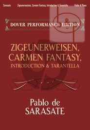 Zigeunerweisen-Carmen Fantasy and Introduction & Tarantella