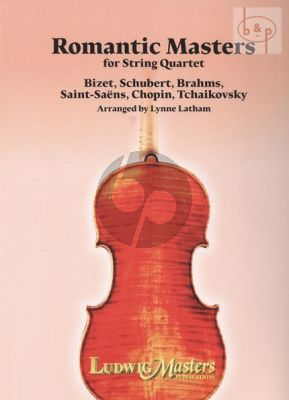 Romantic Masters (Bizet-Schubert-Brahms- Saint-Saens-Chopin and Tchaikovsky)